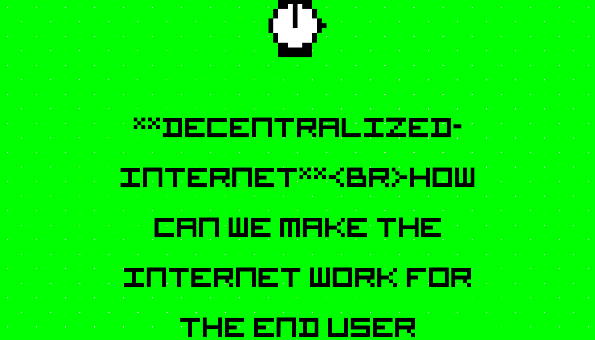 #decentralized-internet stories
