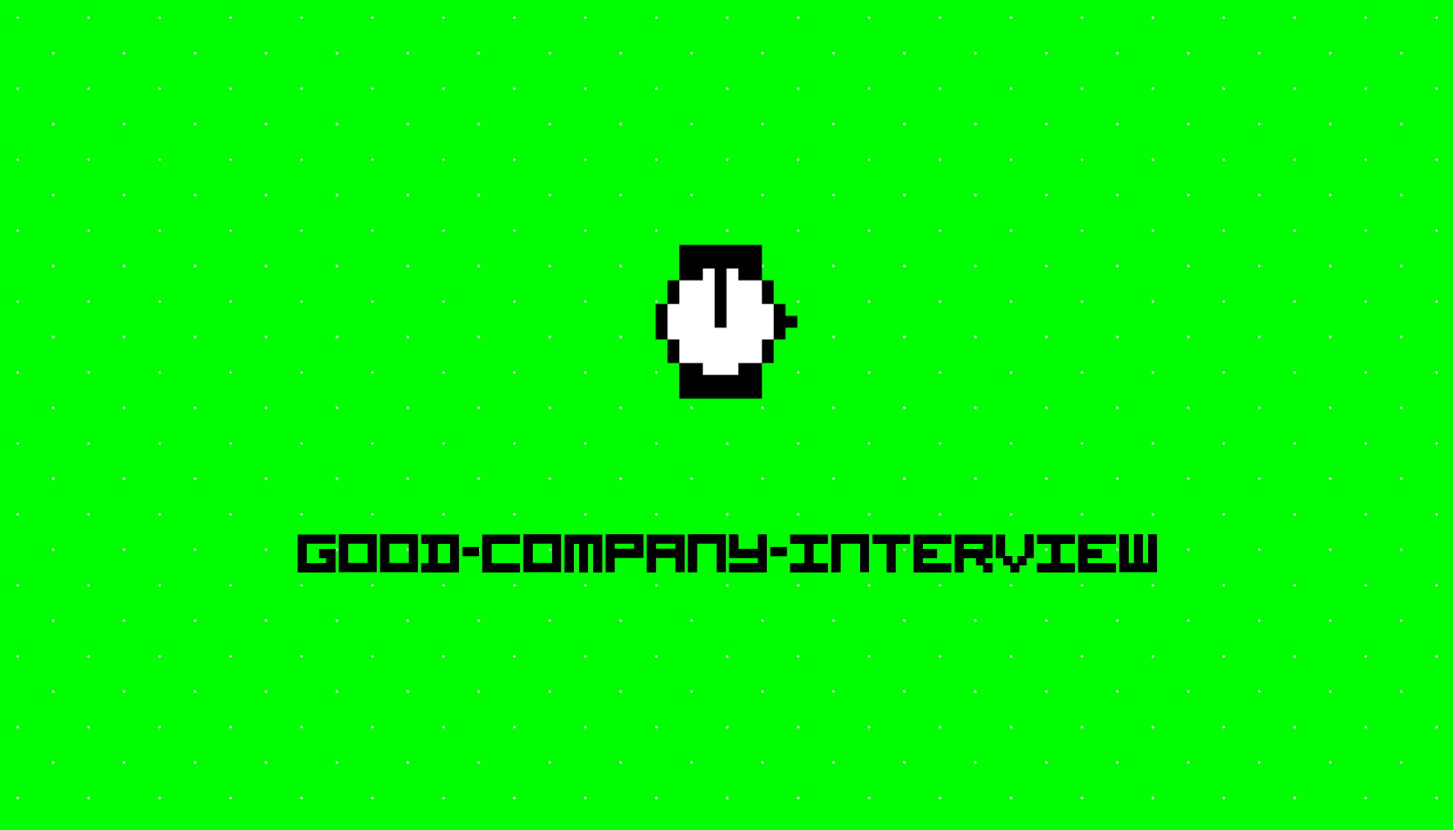 #good-company-interview stories | Hacker Noon